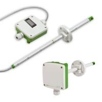 HVAC uygulamaları İçin Rüzgar Hızı Transmitteri
