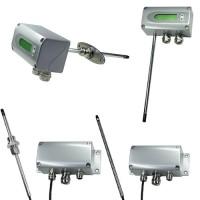 Endüstriyel uygulamalar İçim Hassas Rüzgar Hızı Ölçüm Transmitteri