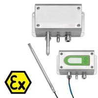 Exproof Sıcaklık Nem Transmitteri