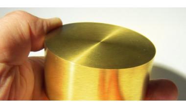 Altının Dayanımı Titanyum ile 4 Kat Artırıldı