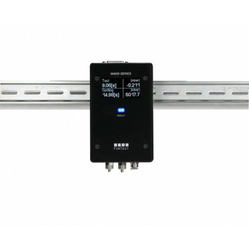 Çift Kanallı Pano Tipi Sızıntı Test Cihazı