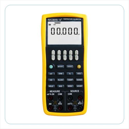Multifonksiyonel Proses Kalibratörü - Sıcaklık Kalibratörü